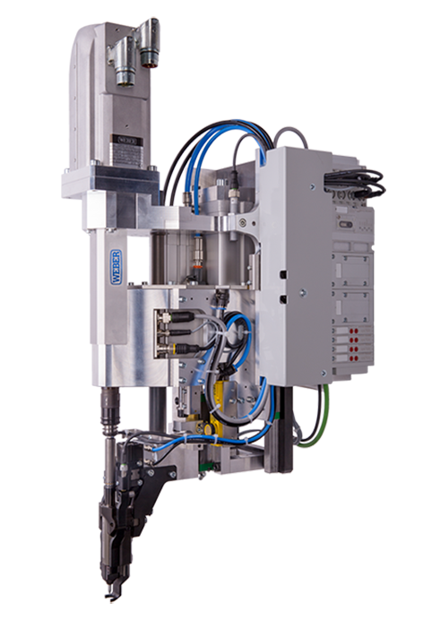 Système de vissage supporté par robot RSF25 WEBER