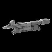 Visseuse stationnaire SEB with flexible drive concept WEBER CAD