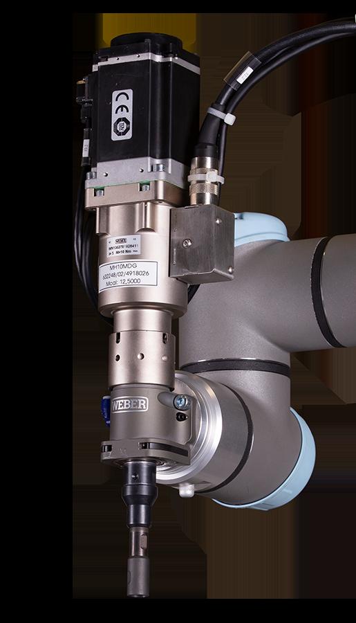 Visseuse LBR pour robotique légère
