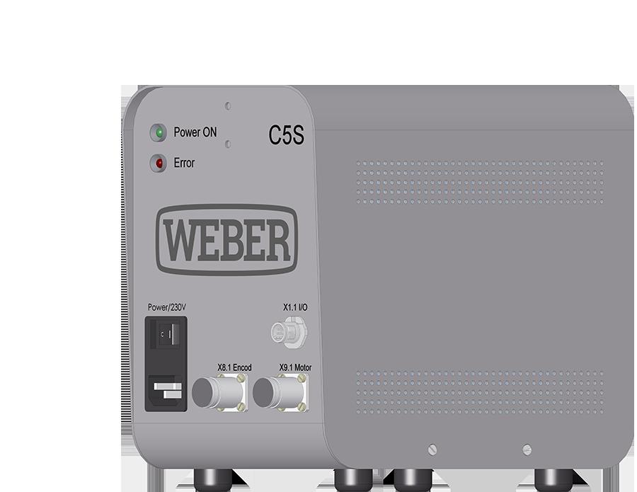 WEBER Coffret C5S CAD