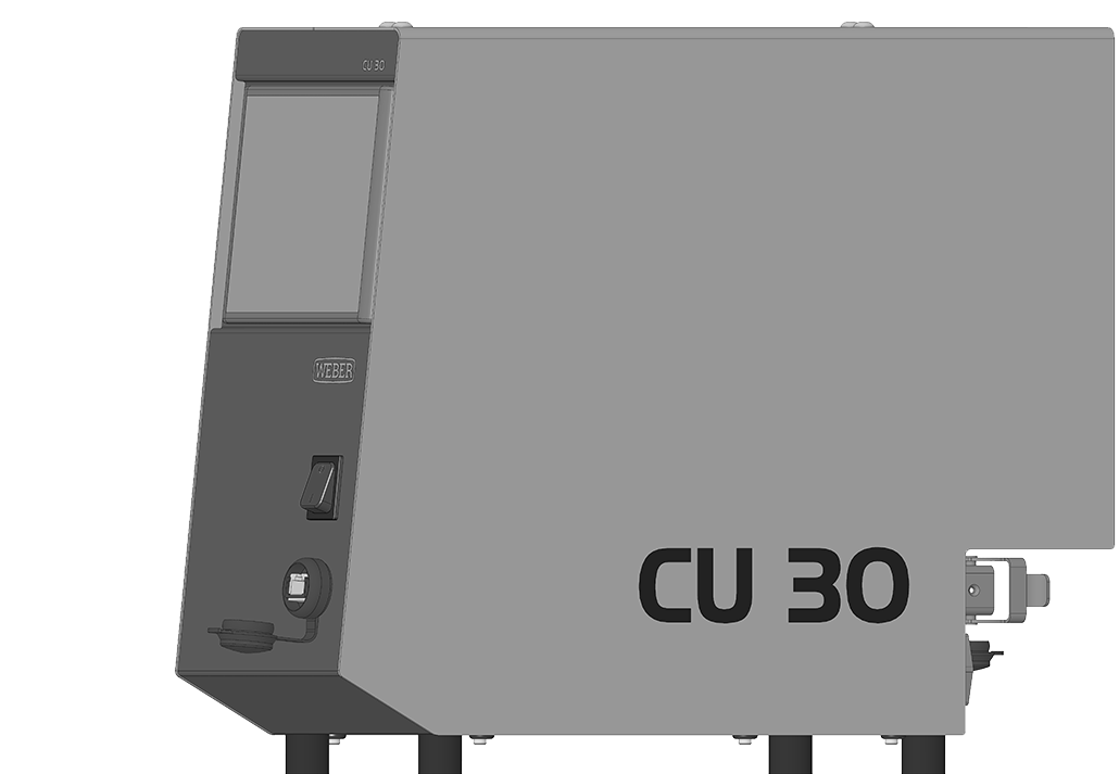WEBER - Coffret CU30 - CAD